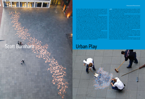 Scott Burnham article in Note Bene on Urban Play