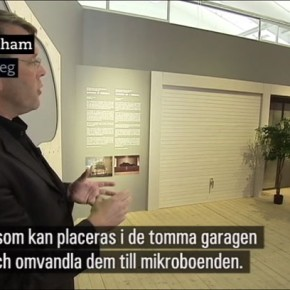 SVT Stockholm Interviews Scott Burnham on Reprogramming the City