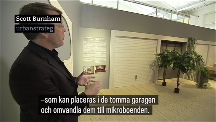SVT Stockholm Interviews Scott Burnham on Reprogramming the City